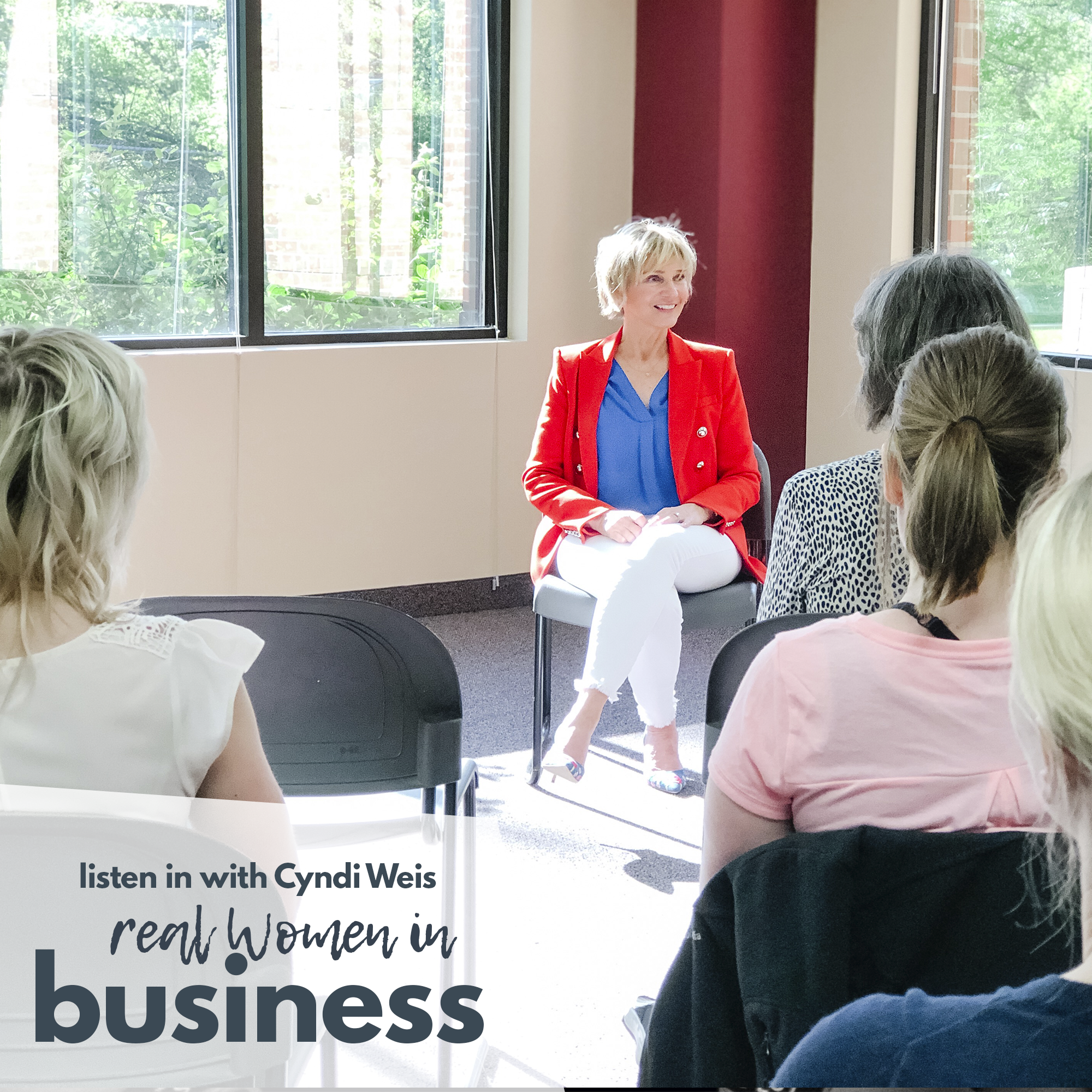 Real Woman in Business with Cass McCrory