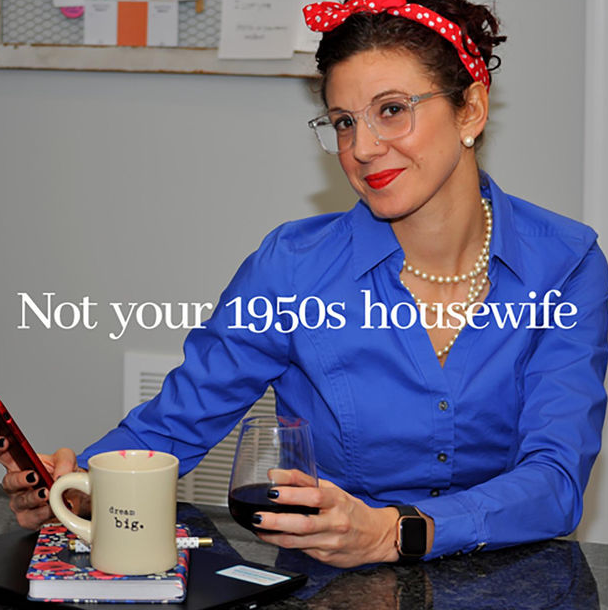 Not Your 50s Housewife podcast