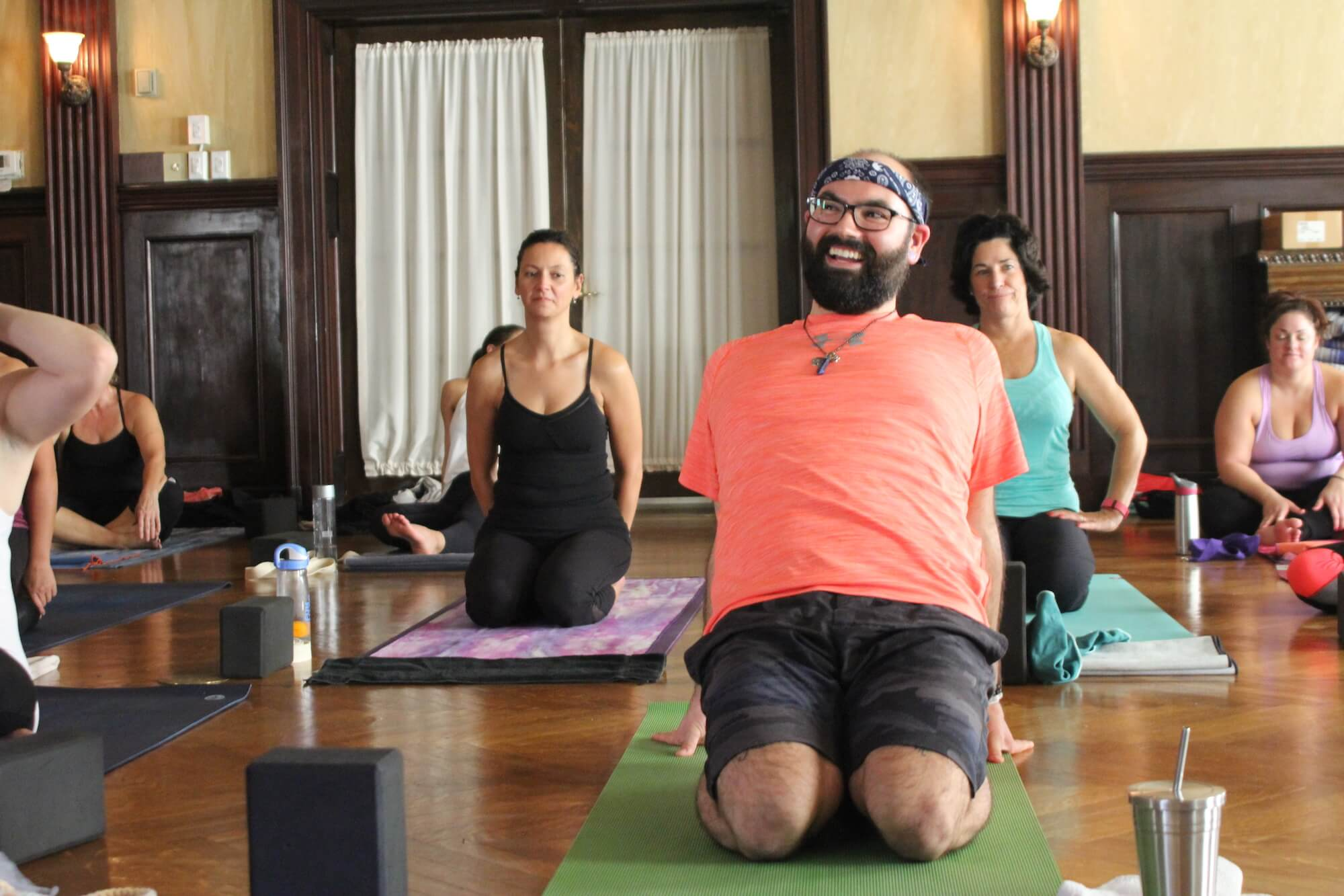 breathe's 300-Hour Teacher Training